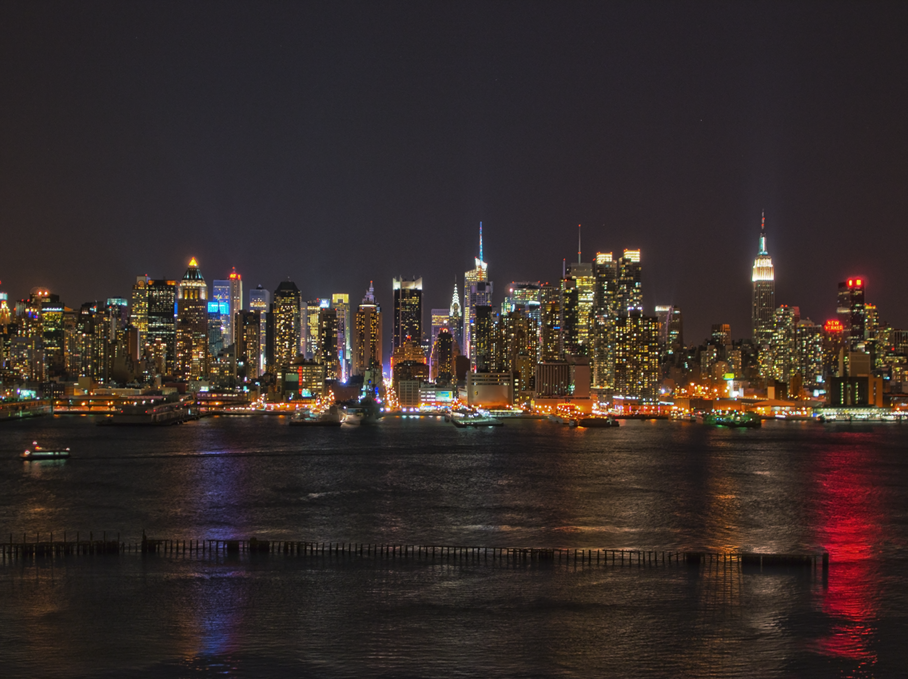 New York HDR